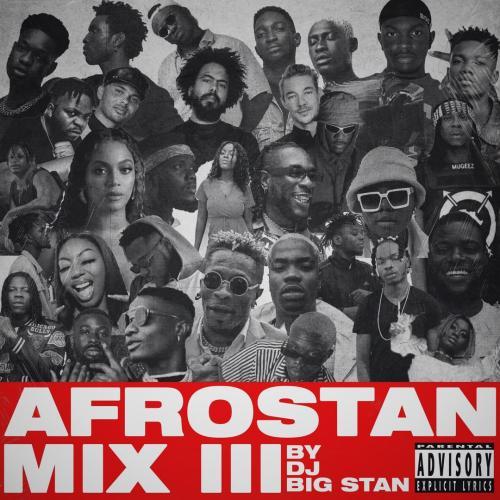 Big Stan Front 500x500 - DJ Big Stan - Afrostan Mix III