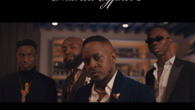 Photo of M.I Abaga ft. Blaqbonez, A-Q & Loose Kaynon – Martell Cypher 2