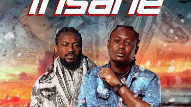 Photo of Ephraim ft. Samini – Insane (Prod. by DatBeatGod)