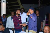 Patoranking Perforance stage youth 2 - Photos: Worldbest Patoranking, thrills at Youth Connekt Africa Summit In Rwanda