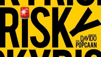 Photo of Davido ft. Popcaan – Risky