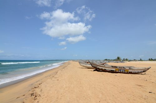 Escape 3 points 500x331 - Comprehensive List of Ghana's Most Beautiful Beaches