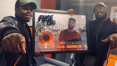 Fuse ODG Certification - Fuse ODG Awarded for Selling 5 Million Singles and Reaching 1 Billion Streams Across Platforms Worldwide