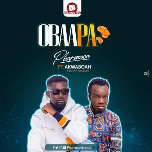 pharmace 500x500 - Pharmace ft. Akwaboah - Obaapa (Prod. by Fyber Beatz)