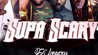 Photo of Dj Breezy, ft D. Black, D-Black, E.L., Mugeez, Sarkodie & Shatta Wale – Super Scary