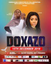 Joyce Blessing doxazo 5 scaled - Joyce Blessing to Hold Doxazo 2019 on December 15th