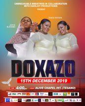 Joyce Blessing doxazo 6 scaled - Joyce Blessing to Hold Doxazo 2019 on December 15th