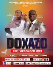 Joyce Blessing doxazo 7 scaled - Joyce Blessing to Hold Doxazo 2019 on December 15th