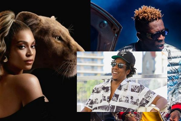 jay z shatta beyonce - Jay Z list Shatta Wale and Beyonce's 'Already' in his Top 40 Songs of 2019