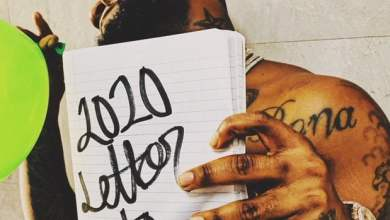 Photo of Davido – 2020 Letter To You (Prod. by Vsix)