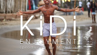 Photo of KiDi – Enjoyment (Prod. by MOGBeatz)