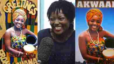 Photo of Meet Angelina Oduro, the face behind the Most Popular 'Akwaaba' Portrait
