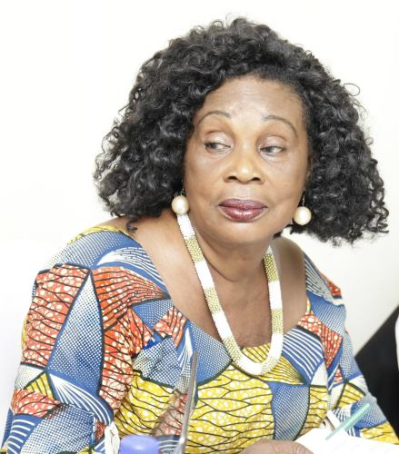 Grace omaboe 439x500 - Pay attention to Veteran Celebrities - Maame Dokono
