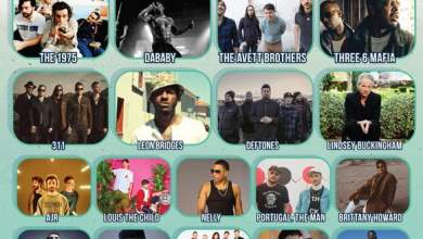 Photo of Sarkodie & Stonebwoy Only Ghanaians Listed For 2020 Beale Street Music Festival in USA