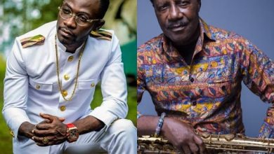 Photo of Ambolley dares Okyeame Kwame to go to Court