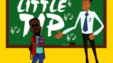 Photo of Shatta Wale – Little Tip (Sarkodie Diss)(Prod. by Paq)