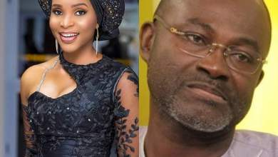kennedy benedicta - Benedicta Gafah reacts to allegations that she Slept with Bishop Obinim