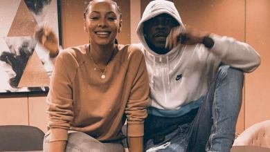 Photo of American singer, Keri Hilson reacts to Stonebwoy's Album
