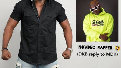 Photo of Here is why DKB dissed Medikal with 'NovDec Rapper'