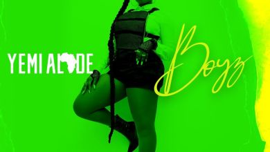 Photo of Yemi Alade – Boyz