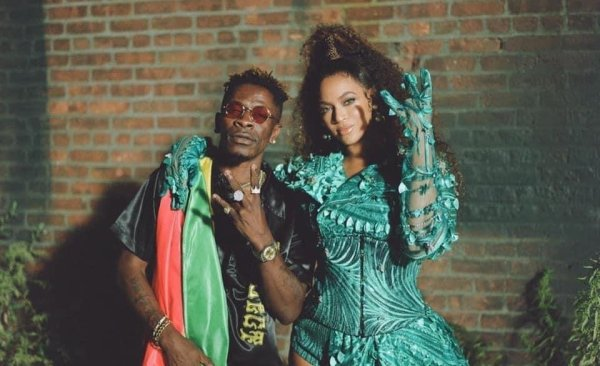 Shatta Wale beyonce 1 500x366 - How Ghanaian Celebrities reacted to Beyonce & Shatta Wale's 'Already' Video