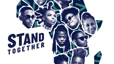 Photo of 2Baba, Yemi Alade, Teni ,Ahmed Soultan, Amanda Black, Ben Pol & Betty G – Stand Together