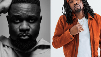Photo of American Rapper , Wale Hints Sarkodie Collaboration