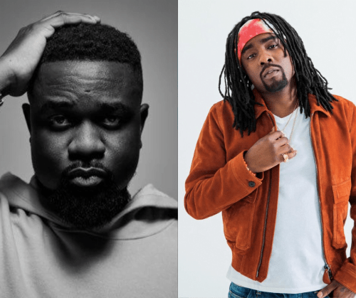 Beach Photo Quote Simple Facebook Post 500x419 - American Rapper , Wale Hints Sarkodie Collaboration