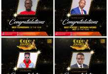 Photo of Full List of Winners At Madien Edition of Comedy & Poetry Awards Ghana