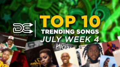 Photo of July Week 4: Top 10 Trending Songs