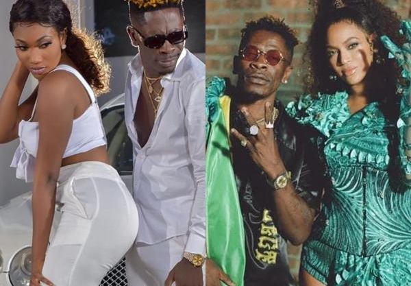 Wendy Shay shatta beyonce 500x417 - I'm proud Beyonce looks like me - Wendy Shay