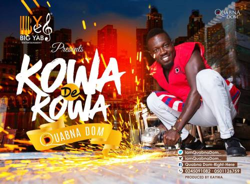 Quabna Dom artwork - Praye - Adesoa (Prod. by Keylex)
