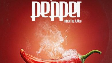 Jay Shine pepper - Jay Shine - Pepper (Mixed. by Tattoo)