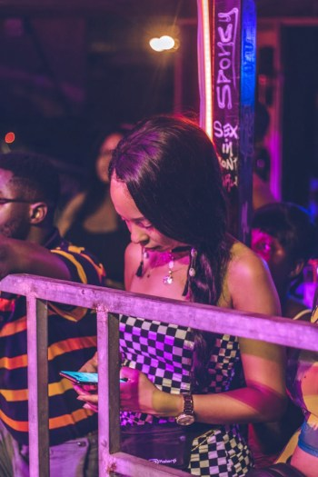 """Fan 1 - Photos : Stonebwoy, Donzy, Larruso, Talaat Yarky, MC Miguel, Abeiku Sarkcess and more support DJ Justice on """"The Justice Experience"""" Event"""