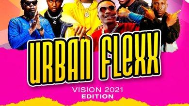 DJ Sawa UrbanFlexx - DJ Sawa - UrbanFlexx Vision 2021 (Mixtape)