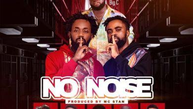 Dead Peepol No Noise cover art - Dead Peepol - No Noise ft Big C , Bosom P-Yung ,Kweku Flick , Kofi Pages, Wendy Shay & Malcolm Nuna