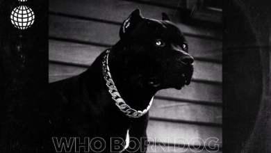 Guru who born dog cover art - Guru - Who Born Dog