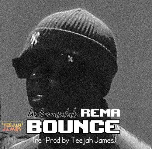 PicsArt 02 27 09.53.35 500x492 - Rema - Bounce (Instrumental)