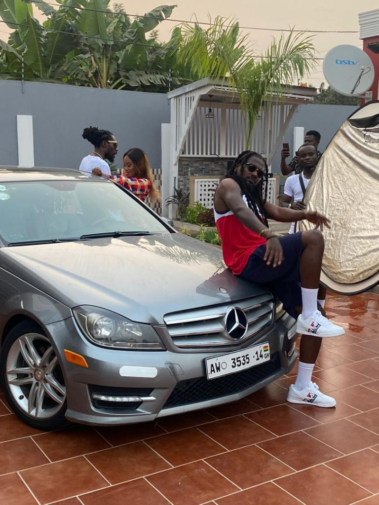 Konkarah Jahvybz 3 768x1024 - I'm happy about my new video with Samini - Konkarah Jahvybz