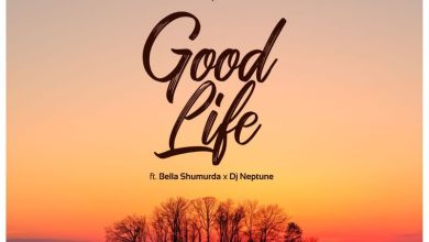 GOA cover art - Governor of Africa - Good Life ft Bella Shmurda & DJ Neptune