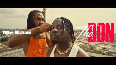 Mr. Eazi The Don video - Mr. Eazi Delivers a Film-like Visuals To 'The Don'