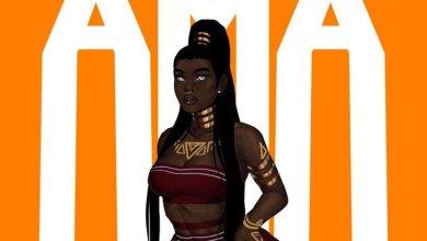 Medikal Ama cover art - Medikal - Ama (Prod. by Unklebeatz)
