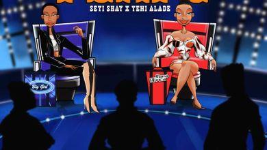 Seyi Shay ft Yemi Alade Pempe Prod by Kel Pwww dcleakers com  mp3 image - Seyi Shay - Pempe ft Yemi Alade