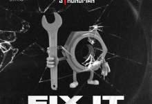 Strongman Fix It Cover Art - Strongman - Fix It
