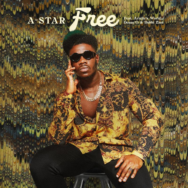 A Star ft Arielles World Donaeo Bobbi ZioN Free www dcleakers com  mp3 image - A-Star - Free ft. Arielle's World, Donae'o & Bobbi ZioN.