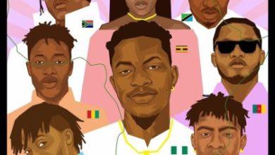 Jinmi Abduls - Jinmi Abduls Unites Africa On the African Remixes For 'Jowo'