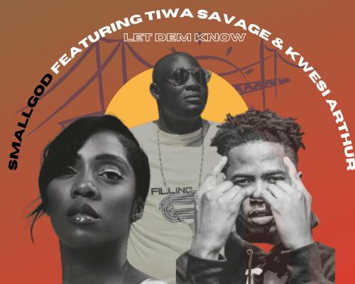 M.anifest 5 500x400 - Smallgod - Let Dem Know ft. Tiwa Savage & Kwesi Arthur