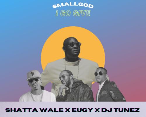 M.anifest 8 500x400 - Small God - I Go Give ft. Shatta Wale, DJ Tunez & Eugy