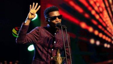 kofi kinaata vgma 2 - Kofi Kinaata wins VGMA 'Songwriter Of The Year' for a record breaking fourth time
