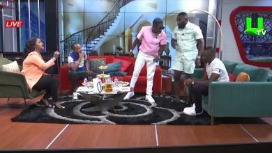 shatta wale utv - Shatta Wale And Arnold Asamoah Clash on Live Television
